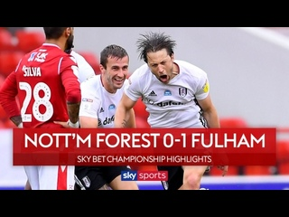 Ноттингем Форест 0:1 Фулхэм. Обзор матча