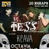 TESS (FR) | 20.01.15 | Москва