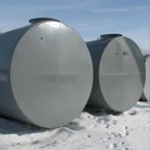 Резервуар горизонтальный одностенный РГС 50 м3