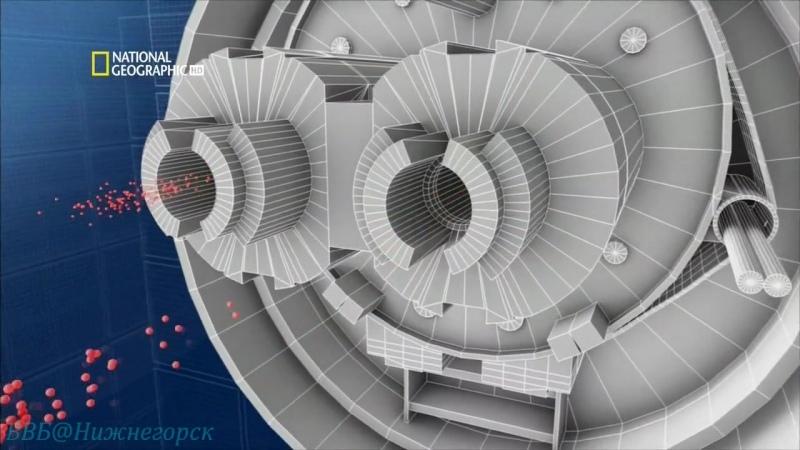 Труднейший в мире ремонт Большой адронный коллайдер Документальный 2009
