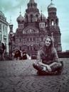 Персональный фотоальбом Юли Ганзиной