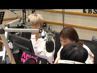 [170608] SEVENTEEN (세븐틴) @ KBS Cool FM Lee Suji's Gayo Plaza Radio