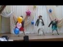 Танец на выпускной Вальс