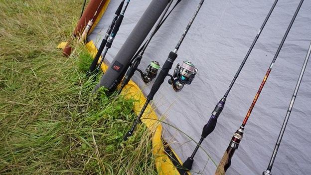 Топ 10 спиннингов для ловли голавля, изображение №1