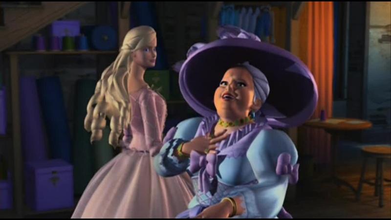 Барби Принцесса и Нищенка 2004