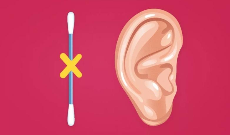 Почему не стоит чистить уши ватными палочками?, изображение №1
