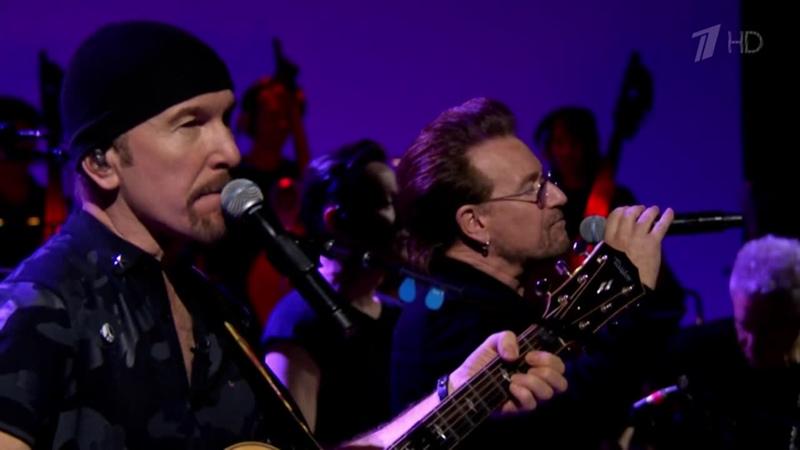 U2 Концерт в Лондоне эфир 1HD от 23 03 2019
