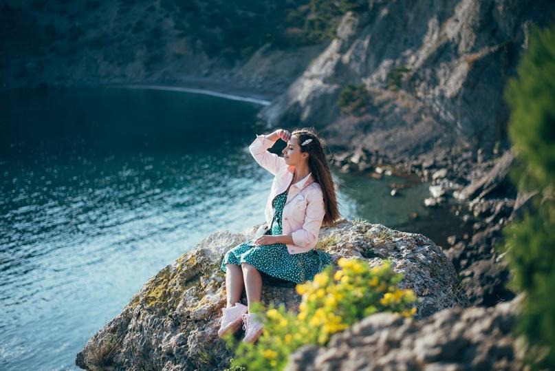 Индивидуальная фотосессия в Новом Свете - Фотограф MaryVish.ru