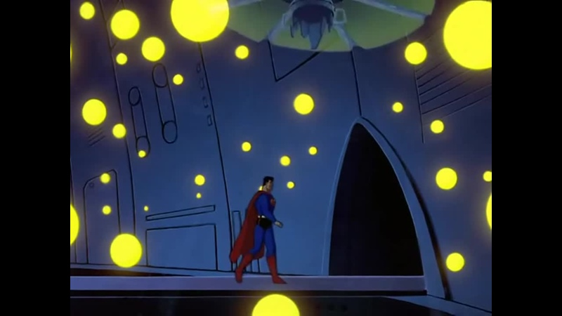 Сезон 01 Серия 08 Супермен 1996 2000 Superman Stolen Memories