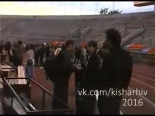 Наполним небо добротой, Король и Шут, кадры после фестиваля, 1996