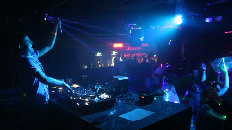 JUTONISH PARTY | МОСКВА 30-01.12.19