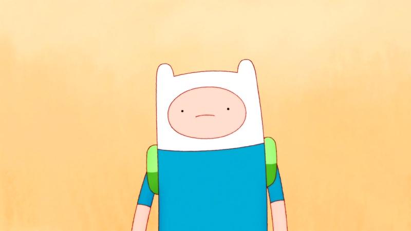 Время приключений - Пищевая цепочка, песня (Adventure Time - Food Chain Song on Russian)
