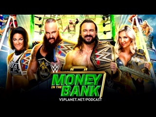 Обзор Money in the Bank 2020 и немного про Женский титул RAW