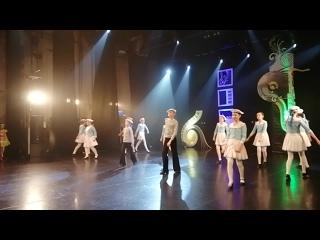 """Матросский танец """"ЯБЛОЧКО"""" , исп. ансамбль """"БЭМС"""""""