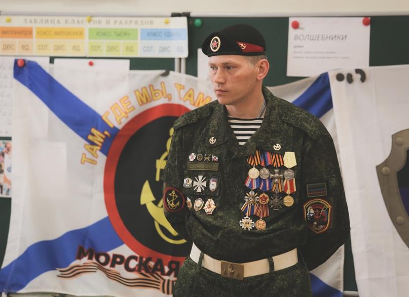 Ветераны морской пехоты провели Урок мужества в Нижнем Новгороде, изображение №7