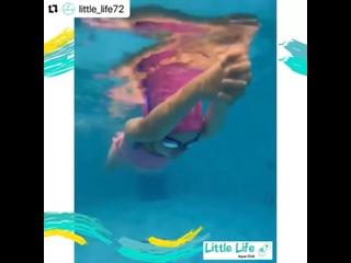 วิดีโอโดย Аква клуб «Little Life»