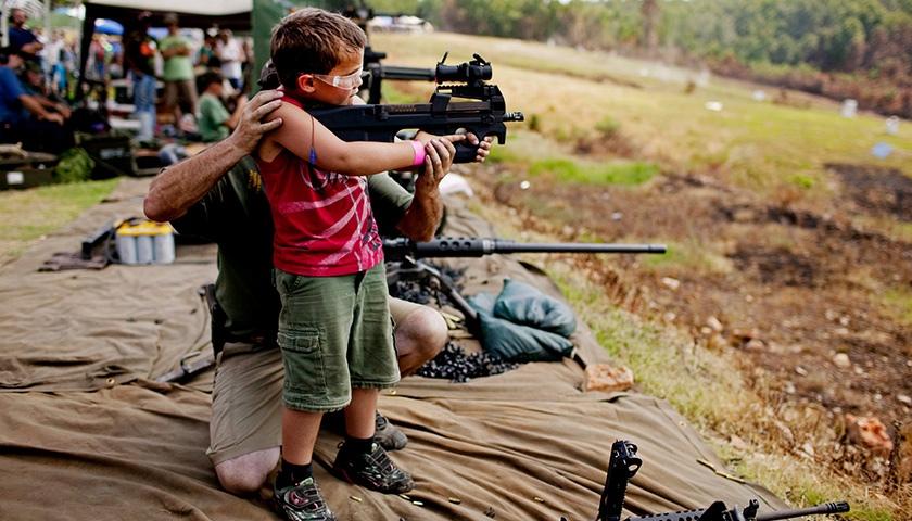 Правила безопасного обращения с оружием