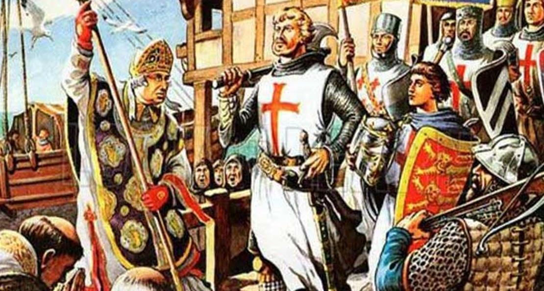 Путь крестоносцев