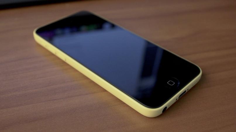 Купить iPhone 5c желтый. От всего отвязан. | Объявления Орска и Новотроицка №12709