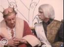 Фрагмент спектакля Голый король театра Современник 1977 год
