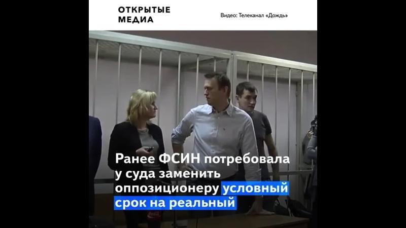 Навальный объявлен в розыск Его могут задержать по возвращении в Россию