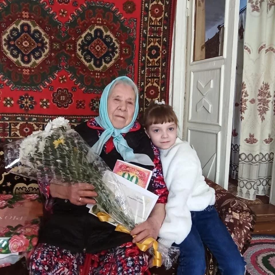 Сегодня 90-летний юбилей отмечает труженица тыла из Петровска Антонина Ивановна ТРУБКИНА