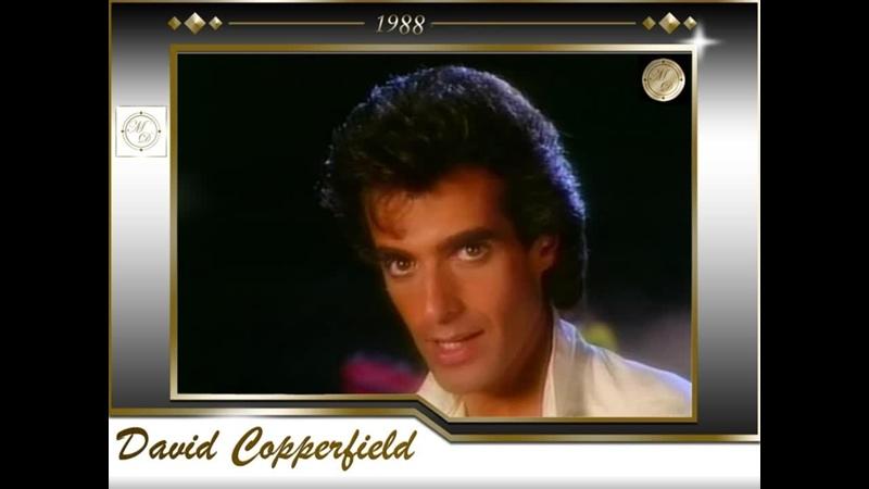 Воскресное Шоу Дэвида Копперфильда 1988 Бермудский Треугольник