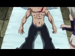 [SHIZA] Семь смертных грехов (3 сезон): Гнев богов / Nanatsu no Taizai: Kamigami no Gekirin - 13 серия [MVO] [2019] [Япония]