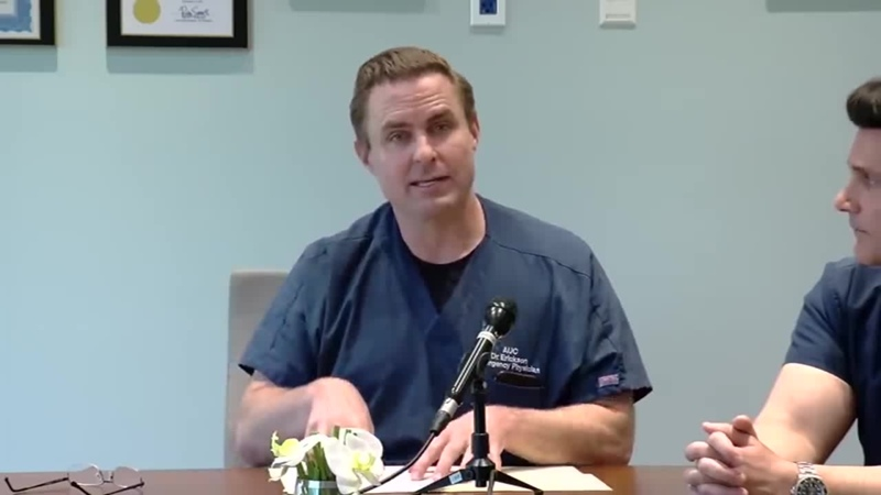 COVID 19 Briefing Current Quarantine Approach Wrong Based on Science Dr Erickson Dr Massihi Pt2