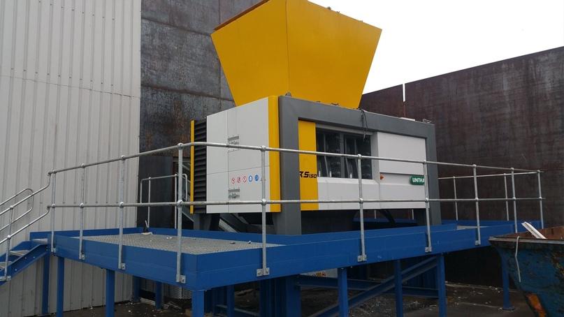 Измельчение промышленных металлических отходов, изображение №3