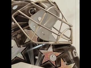 Джейкоб Ингэм представил свой новый шлем на сезон 2020/21!