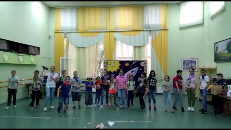 Видео от Центр творчества Королёв МБУДО ЦРТДиЮ
