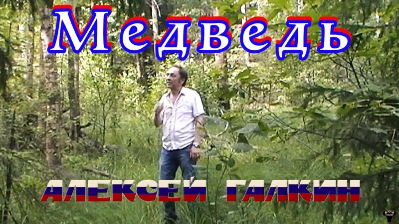Алексей Галкин Медведь муз и ст А Галкин