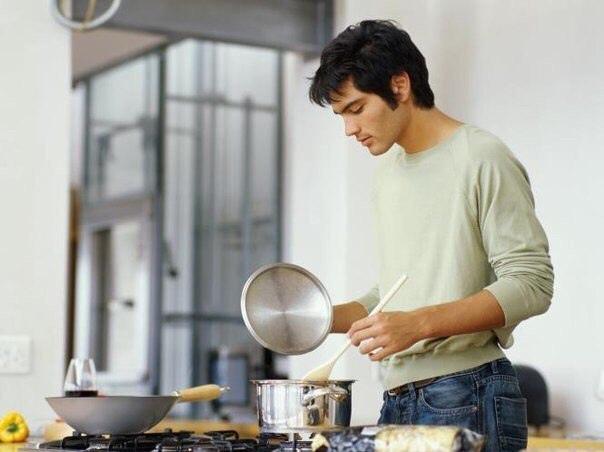 Cooking ( Приготовление пищи)