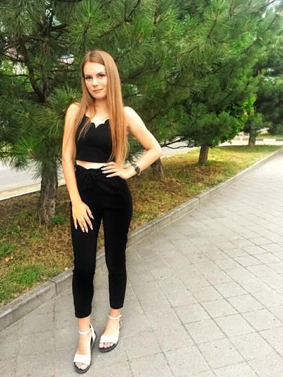 Валерия Рябова, Москва
