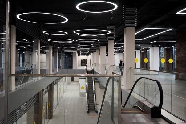 Скоро откроет свои двери новый торговый центр обще...