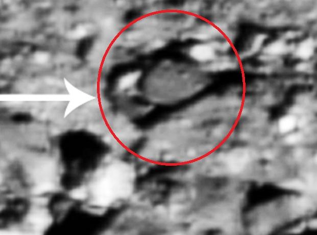 Луна - творение инопланетного разума, изображение №12