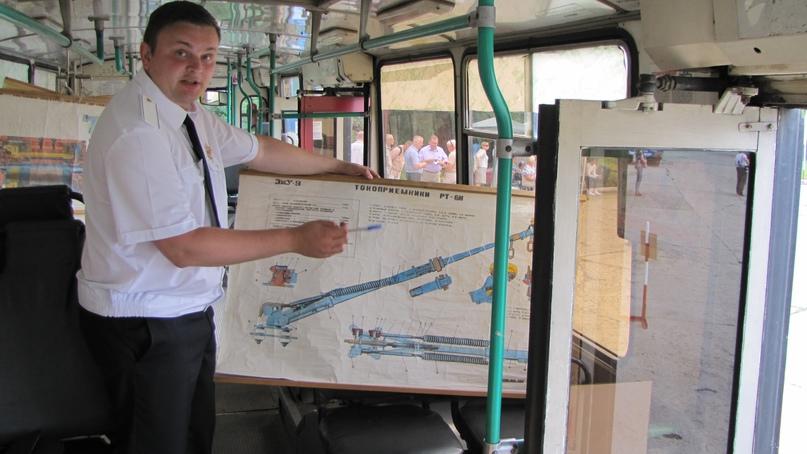Конкурс профессионального мастерства среди водителей троллейбуса— 2021., изображение №51