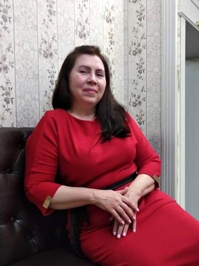 Марина Неверова, Москва