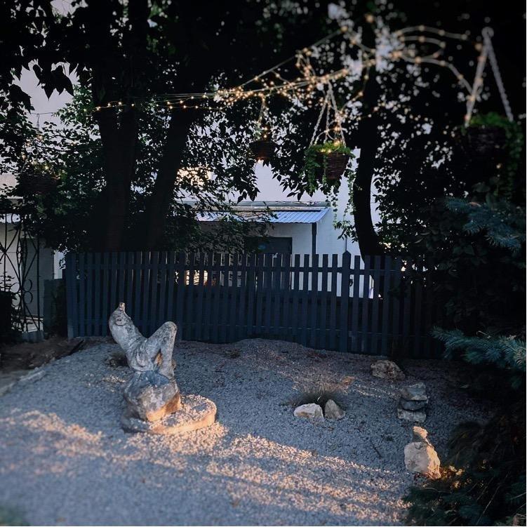 Скульптурный садик Арткоммуналки