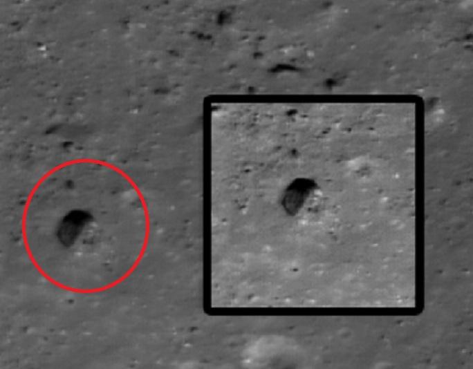 Луна - творение инопланетного разума, изображение №15