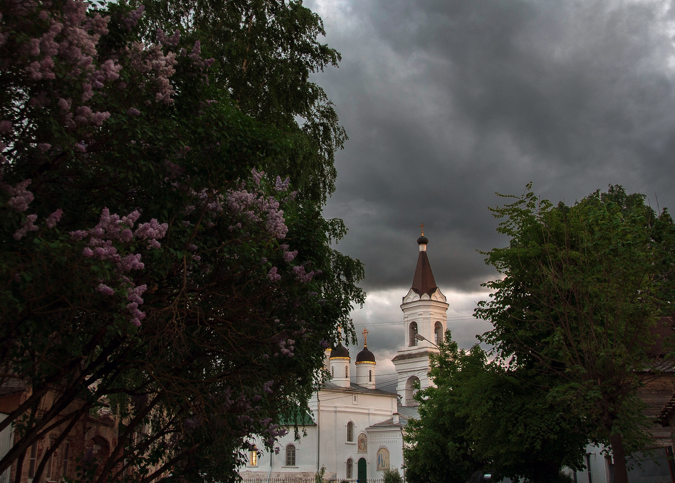 Солнце и вдохновение: тверской фотограф показал прекрасный закат