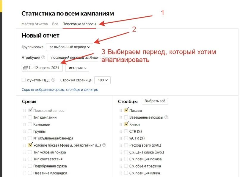 Как Анализировать Яндекс.Директ Через Интерфейс Быстро И Эффективно, изображение №4