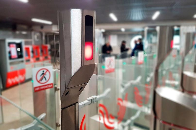В Москве на станциях метро заработает система оплаты лицом