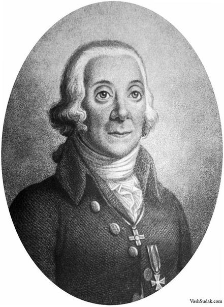 Петр Симон Паллас (1741 — 1811)