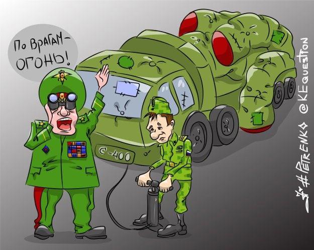 Валерий Литвинов. О дутой военной и промышленной мощи России