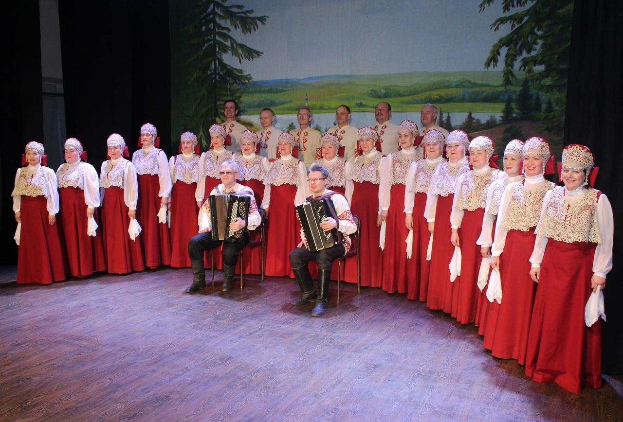 Дом культуры льнокомбината откроет новый сезон большим концертом творческих коллективов💫