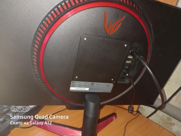 Монитор 144hz 24дюйма (60см) UltraGear 1920x1080 ц...