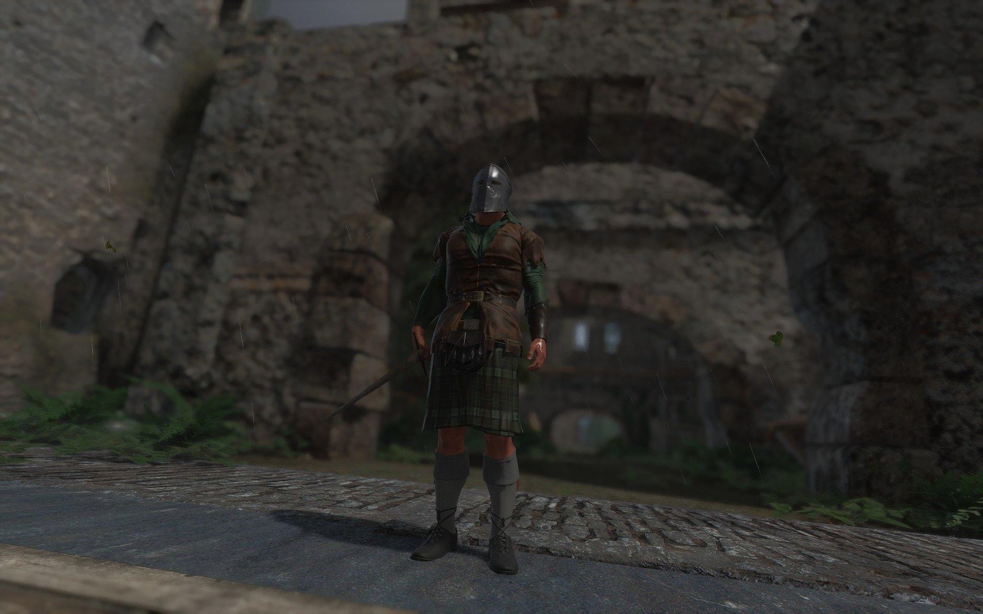 """SCUM: """"шотландское..."""