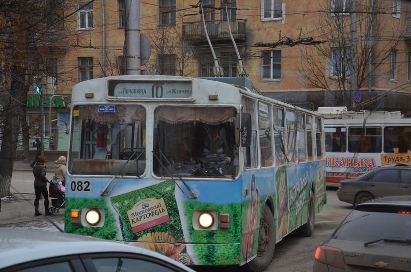 082-й троллейбус сейчас служит сараем в Подмосковье. Его обменяли на ЗИУ-5. Фото Михаила Борисова